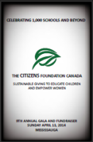 TCF Gala Brochure